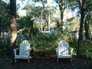 Adirondack Wood Chairs